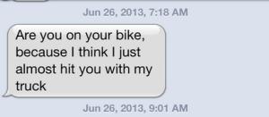 Bike to Work2013